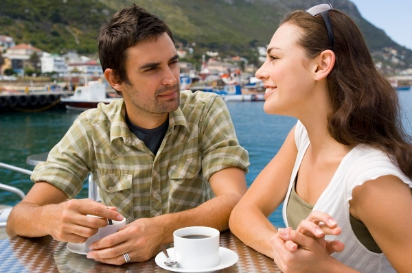 man-listening-to-his-lady-talk